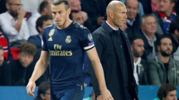 Zidane defends Bale after flag criticism