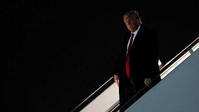 Trump says had Giuliani work on Ukraine because he is 'great crime fighter'