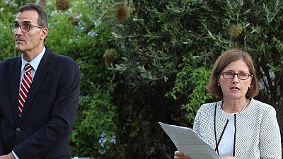 Réception à la Résidence de France pour la communauté d'affaires du Botswana