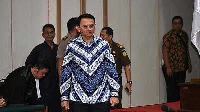 Convicted Christian politician to oversee Indonesia's Pertamina