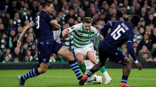 UEFA fine Celtic for illicit banners, chants in Lazio win
