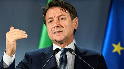Italy coalition divided over euro zone bailout fund reform