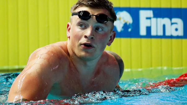 Sun Yang's stance on anti-doping testers doesn't wash for Peaty