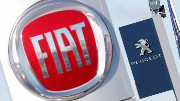Peugeot still aims to sign merger deal with Fiat this year - source