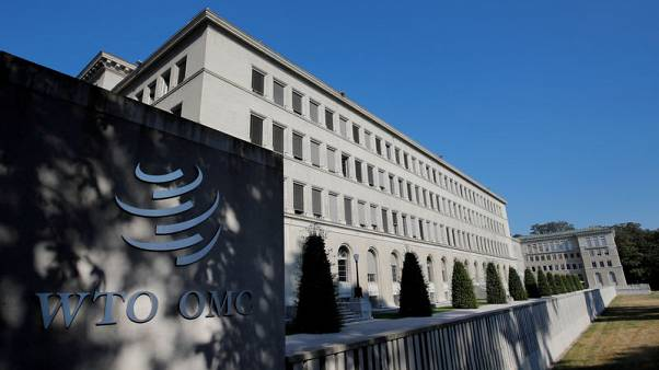 U.S. takes aim at judges pay in new attack on WTO system
