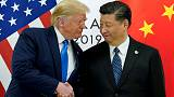 Trump says yet to decide whether to close trade deal with China