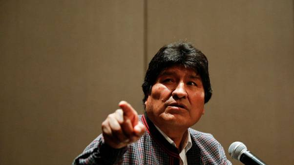 Bolivia's interim government charges Morales with sedition and terrorism
