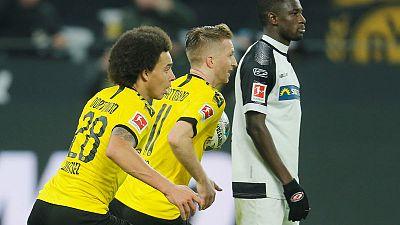 Comeback kings Dortmund rescue 3-3 draw against Paderborn