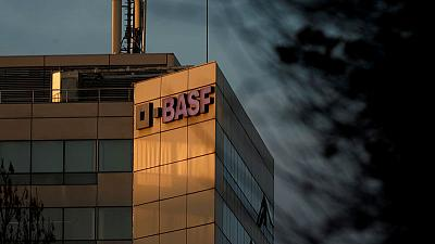 Germany's BASF starts building $10-billion petrochemical project in China