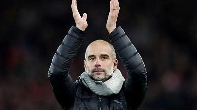 Guardiola wants to stay at Man City, embraces another title challenge