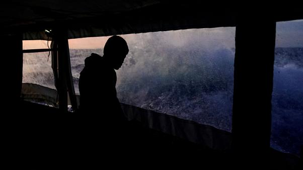I'd have rather died at sea than return to Libya, says rescued migrant