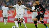 Bayern demolish Duesseldorf, Gladbach slip up at Union