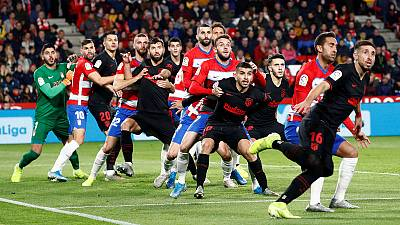 Atletico slip behind Barca with yet another draw