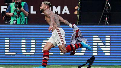Flamengo lift Copa Libertadores with 2-1 win over River Plate