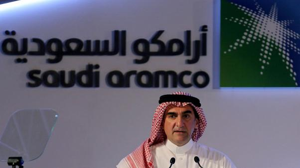 Saudi Aramco's CEO met Kuwait sovereign fund to discuss IPO - source