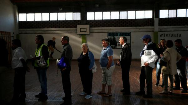 Uruguay heads to the polls in run-off vote; tilt to the right likely