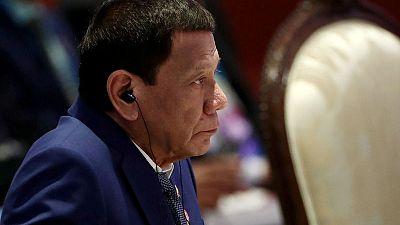Philippines' President Duterte fires drugs tsar