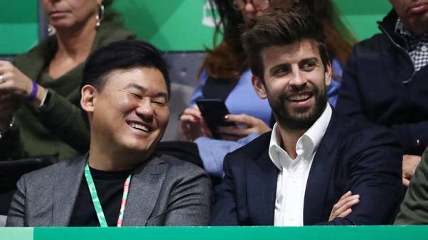 Pique to push for September Davis Cup 'super event'