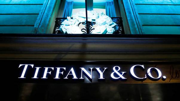 France's LVMH close to buying Tiffany after sweetening offer - sources