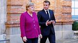 Merkel ally calls for better Franco-German ties after NATO row