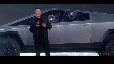 Musk suggests Tesla has 187,000 orders for Cybertruck - tweet