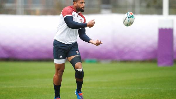 Rugby: Bath unhappy after Cokanasiga returns from World Cup injured