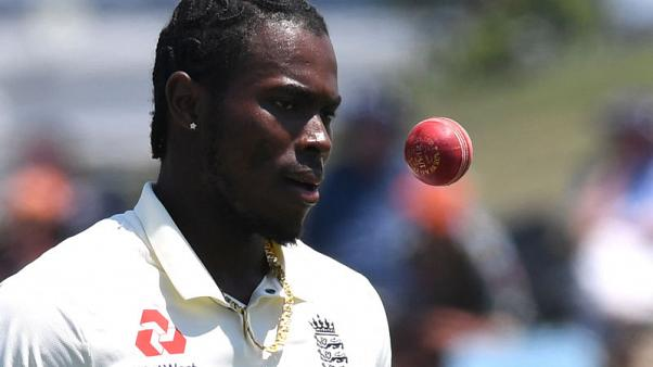 England fast bowler Archer says subjected to racial abuse