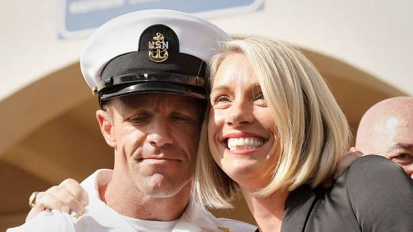 Navy SEAL case closed as far as top U.S. general concerned