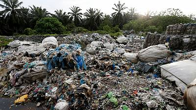 UK to take back 42 containers of plastic scrap illegally shipped to Malaysia