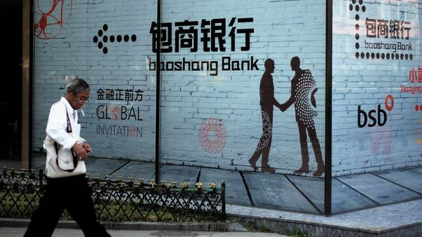 Spectre of funding crunch looms over runs at China's small banks