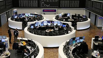 European shares lifted by U.S.-China trade optimism; LVMH gains