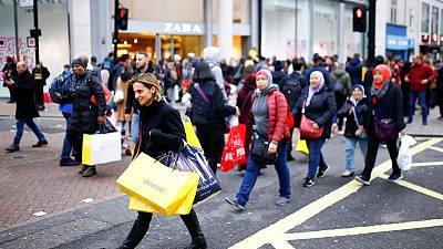 UK retailers see pick-up in sales, hopeful for Christmas - CBI