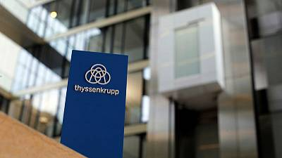 Thyssenkrupp workers want clarity on company's steel plans