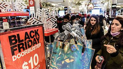 Black Friday darker for some retail stocks than others