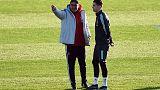 Sarri not certain if Ronaldo will face Atletico