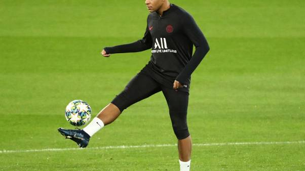 Hands off Mbappe, PSG's Tuchel tells Real's besotted Zidane