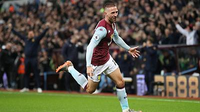 Hourihane helps Villa beat Newcastle on unhappy return for Bruce