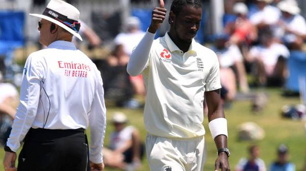 England will rally around Archer after racial abuse - Giles