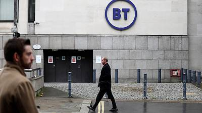 BT looks for new broadband equipment supplier for Openreach's full-fibre rollout