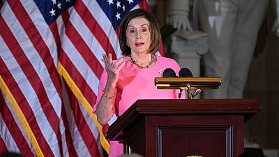 Pelosi says U.S.-Mexico-Canada trade deal is 'within range'