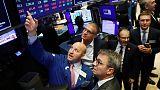 Dollar, global stocks trade mostly flat on trade talk optimism