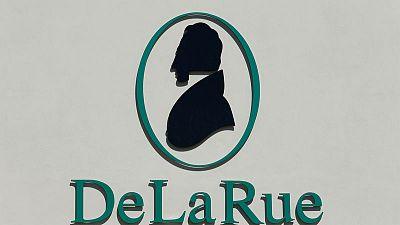 De La Rue warns on its future, scraps dividend to tackle debt