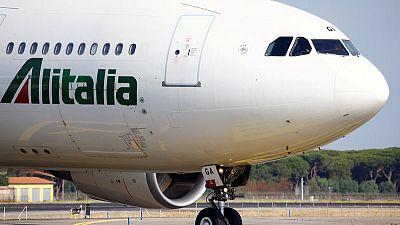 Ferrovie-led rescue no longer an option for Alitalia - minister