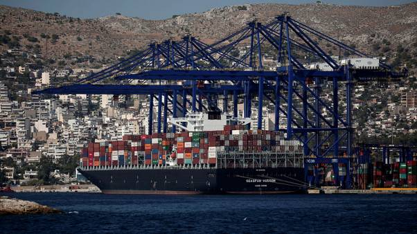 EU puts Greece back on list of 'marketable risk' countries as of Jan. 1, 2020