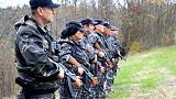 Slovenia backs ban on paramilitary groups after militia patrol border