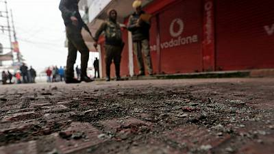Grenade attacks kill two in Kashmir, several wounded