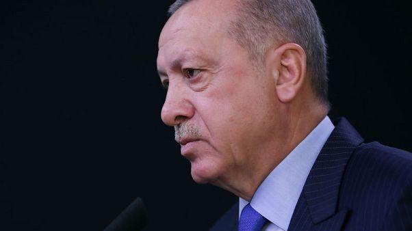 Erdogan says Qatar backs Turkey's plans to settle Syrian refugees - NTV