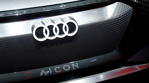 Audi gives job guarantees in Germany until 2029 - sources
