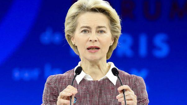 Factbox: What is von der Leyen's European Green Deal?