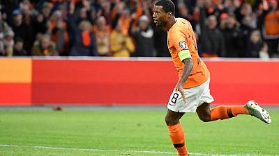 I would walk off pitch if racially abused, even in a final - Wijnaldum